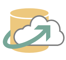 cloud integration icon