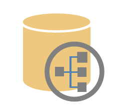 data architecture icon